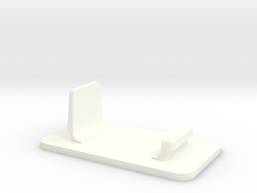 Apple IIe Port Covers - S,M,L in White Processed Versatile Plastic: Small