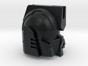 "Cortex Head ""Rebirth""/MTMTE 1-piece in Black Hi-Def Acrylate"