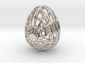 PANALING Egg in Platinum