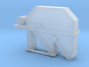 Elevator Top With Motor in Frosted Ultra Detail