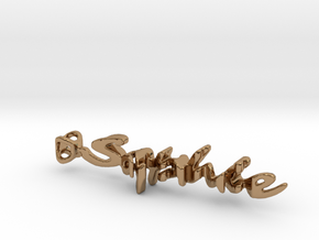 Twine Sophie/Amy in Polished Brass