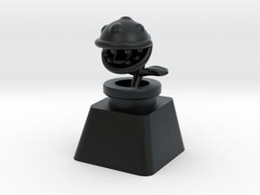 Piranha Plant Cherry MX Keycap in Black Hi-Def Acrylate