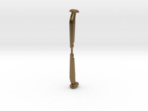 Kupplungsbolzen 1:13,3, 2 Stück in Natural Bronze