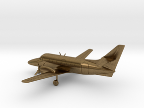 British Aerospace Jetstream 31 in Natural Bronze: 1:144