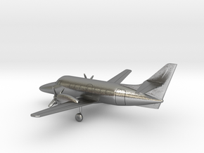 British Aerospace Jetstream 31 in Natural Silver: 1:200