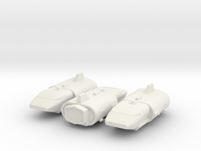Seeker x3 (Space Academy), 1/270 in White Strong & Flexible