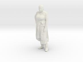 Printle C Femme 017 - 1/20 - wob in White Natural Versatile Plastic