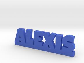 ALEXIS Lucky in Blue Processed Versatile Plastic