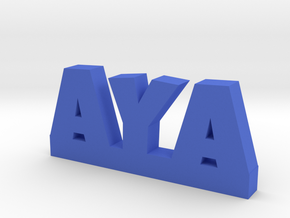 AYA Lucky in Blue Processed Versatile Plastic