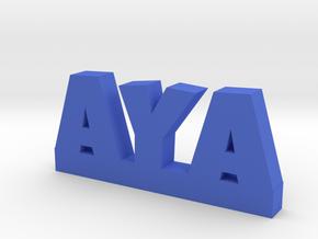AYA Lucky in Blue Processed Versatile Plastic