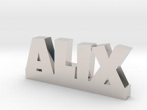 ALIX Lucky in Platinum