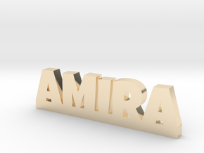 AMIRA Lucky in 14K Yellow Gold