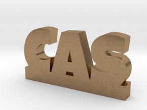 CAS Lucky in Natural Brass