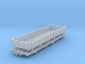 Gondola 3 Board V Y 12 15 16 in Smooth Fine Detail Plastic