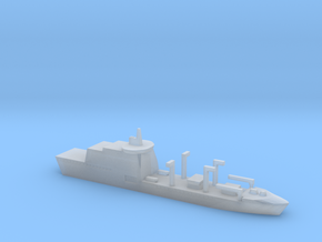Italian Logistic Support Ship, 1/1800 in Smooth Fine Detail Plastic