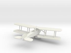 Bristol F.2B Fighter in White Natural Versatile Plastic: 1:100