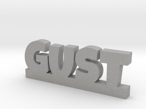 GUST Lucky in Aluminum