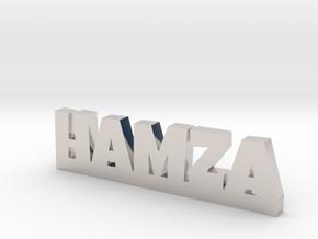 HAMZA Lucky in Platinum