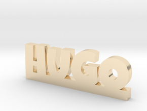 HUGO Lucky in 14K Yellow Gold