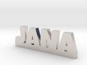 JANA Lucky in Platinum