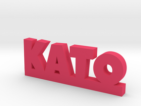 KATO Lucky in Pink Strong & Flexible Polished