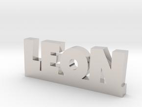 LEON Lucky in Platinum