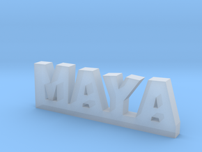 MAYA Lucky in Smooth Fine Detail Plastic