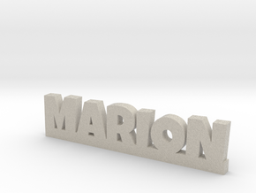 MARION Lucky in Natural Sandstone