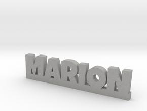 MARION Lucky in Aluminum