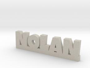 NOLAN Lucky in Natural Sandstone