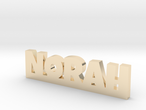 NORAH Lucky in 14K Yellow Gold
