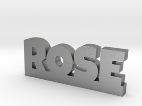 ROSE Lucky in Natural Silver