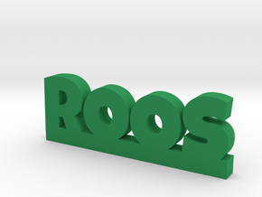 ROOS Lucky in Green Processed Versatile Plastic