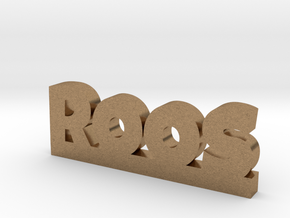ROOS Lucky in Natural Brass