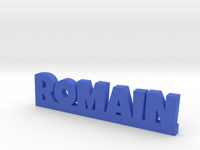 ROMAIN Lucky in Blue Processed Versatile Plastic