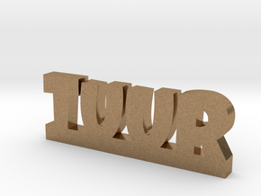 TUUR Lucky in Natural Brass