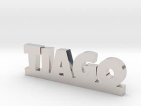 TIAGO Lucky in Platinum