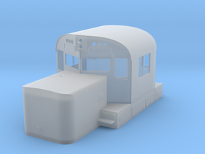 Alco C420 Cab & Short Hood without Nose Door in Frosted Ultra Detail: 1:64 - S