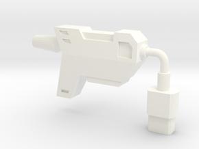 TR: BB Gun for legends Bee in White Processed Versatile Plastic