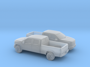 1/160 2X 2014-17 Ford F-150 Long Bed in Frosted Ultra Detail
