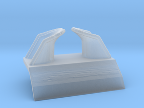 1/96 DKM Chock in Smooth Fine Detail Plastic