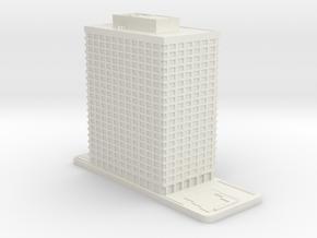 1700 Market Street - United Plaza (1:2000) in White Natural Versatile Plastic