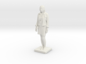 Printle C Femme 074 - 1/35 in White Strong & Flexible