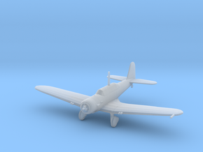 Douglas Model 8A-1/8A-2 (Northrop A-17) in Smooth Fine Detail Plastic: 1:200