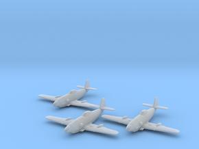 Messerschmitt Me 309 1:200 x3 FUD in Smooth Fine Detail Plastic