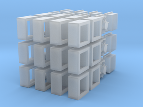 1/50 Hydraulikkühler in Smooth Fine Detail Plastic