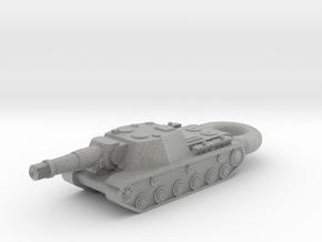 SU-152 Zveroboi KEYCHAIN in Metallic Plastic