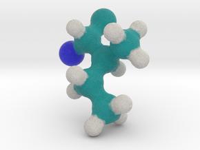 Amino Acid: Isoleucine in Full Color Sandstone