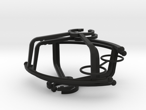 Guards for X-Drone Nano 2.0 (Sold by 4) in Black Natural Versatile Plastic