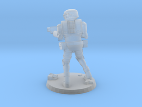 36mm Light Trooper 2 in Smooth Fine Detail Plastic